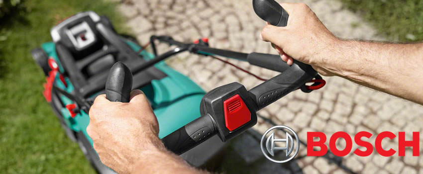 Image for bosch lawn mowers - Image