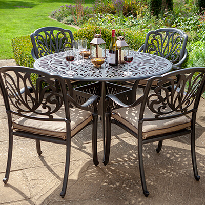 Pleasant Buy Hartman Garden Furniture At Garden4Less Hartman Uk Shop Home Interior And Landscaping Elinuenasavecom