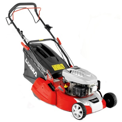Small Image of Cobra 40cm Petrol Self Propelled Mower,Cobra Engine, Rear Roller