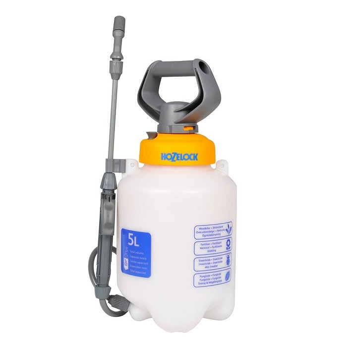 Image of Hozelock 5L Pressure Sprayer - 4505