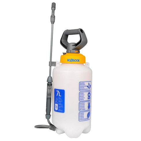 Image of Hozelock 7L Pressure Sprayer - 4507