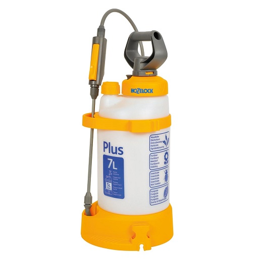 Image of Hozelock 7L Pressure Sprayer Plus - 4707