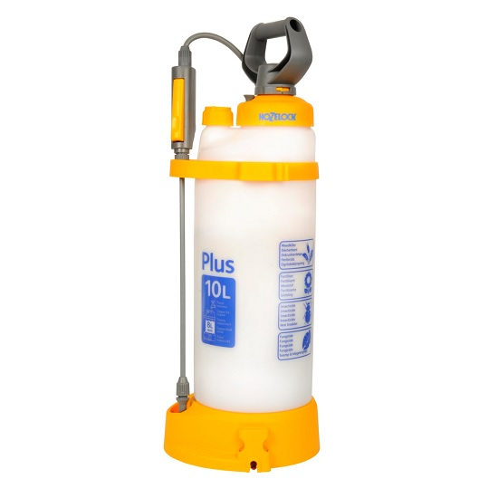 Image of Hozelock 10L Pressure Sprayer Plus - 4710