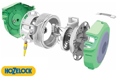 Hozelock autoreel exploded view