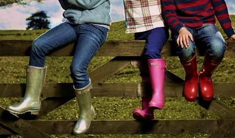 A Selection of Colourful and Fun Cheap Kids Wellies and Childrens ...