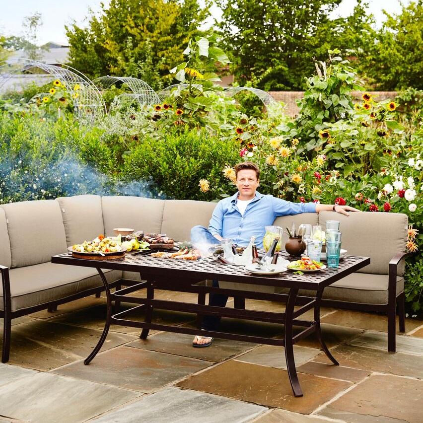 2018 Jamie Oliver Cosy Corner Furniture Set Bronze