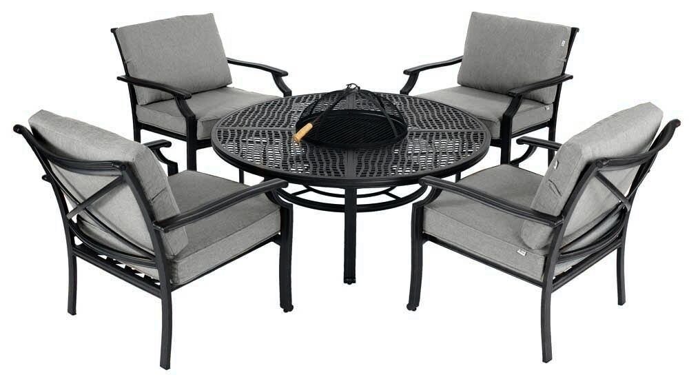 jamie oliver fire pit table