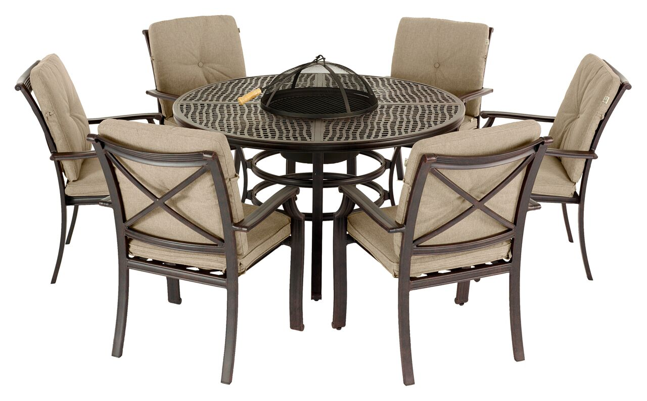 jamie oliver dining set - Garden Furniture 6 Seater