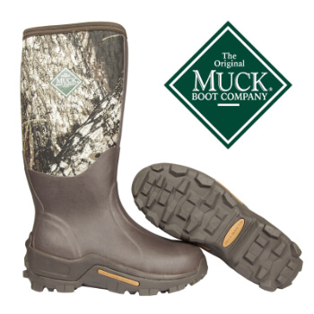 Extra image of Muck Boot - Woodymax - Camoflage