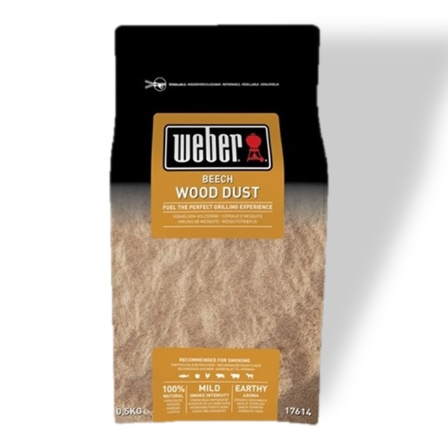 Small Image of Weber Beech Smoking Dust