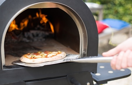 Outdoor Wood Burning Pizza Ovens