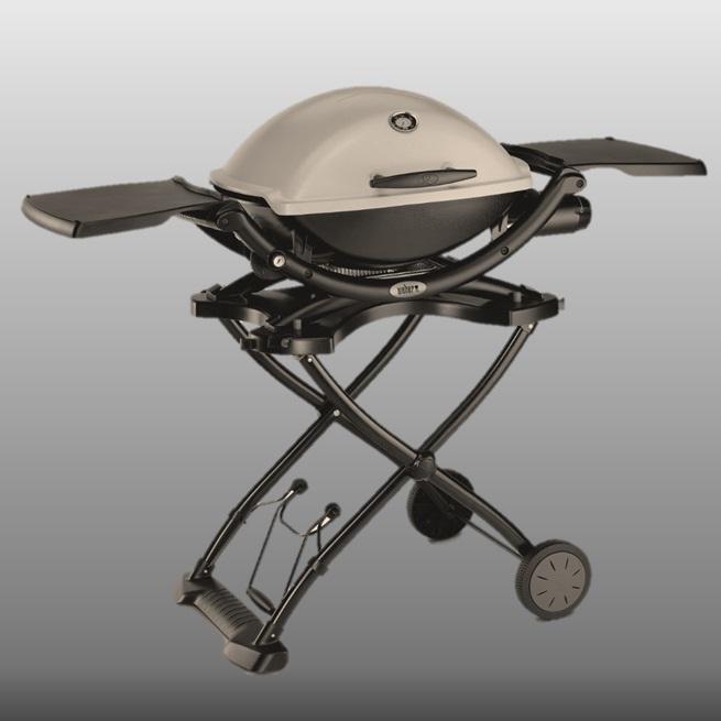 weber q1000 2000 portable cart garden4less uk shop. Black Bedroom Furniture Sets. Home Design Ideas