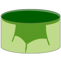 Image for Circular Table Covers