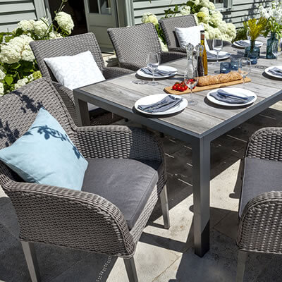 Outstanding Weave Garden Furniture Sets From Top Brands Such As Hartman Interior Design Ideas Gentotryabchikinfo