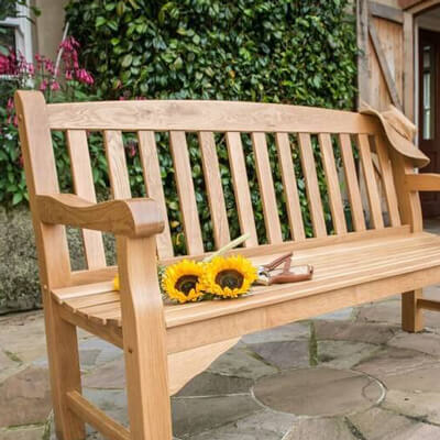 Image for Garden Benches & Swing Seats