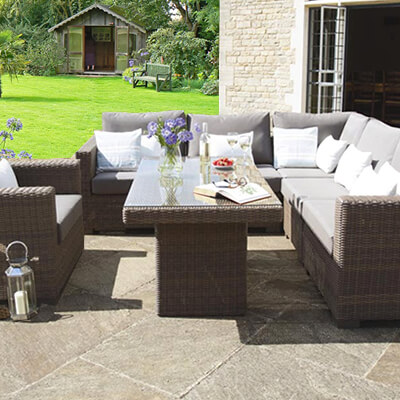 Weave garden furniture sets from top brands such as hartman life image for life garden furniture workwithnaturefo