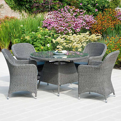 Image for Alexander Rose   Monte Carlo. Weave Garden Furniture Sets from Top Brands Such as Hartman  LIFE