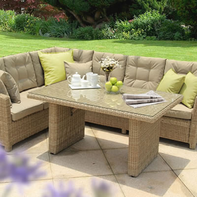 Image for Serenity Weave Furniture. Weave Garden Furniture Sets from Top Brands Such as Hartman  LIFE