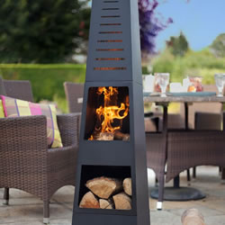 Image for Steel Chimineas