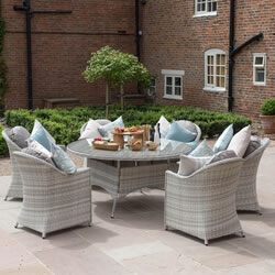 Luxury Cotswold Weave Garden Furniture