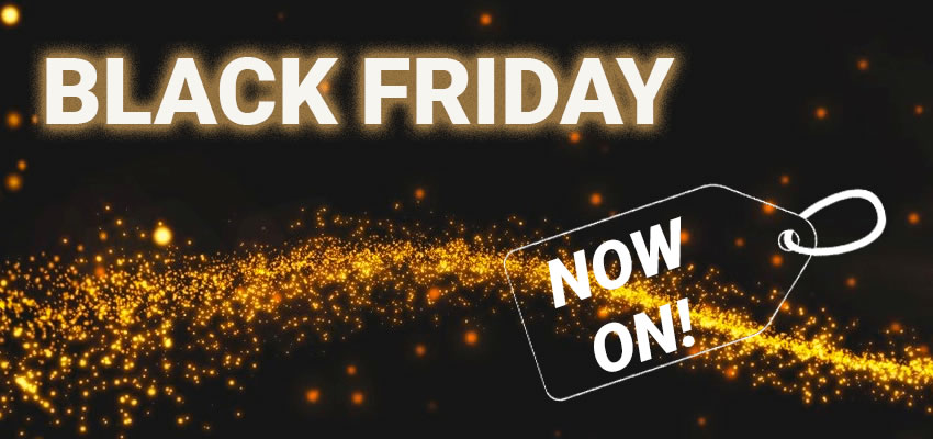 Black Friday Sale Now On - Image