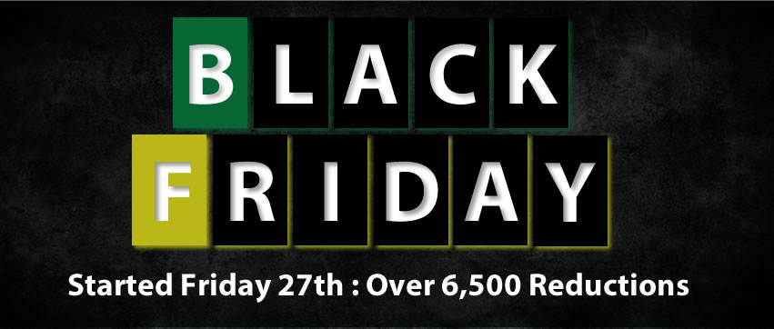 Image for turn black friday green 6,500 outdoor reductions - Image