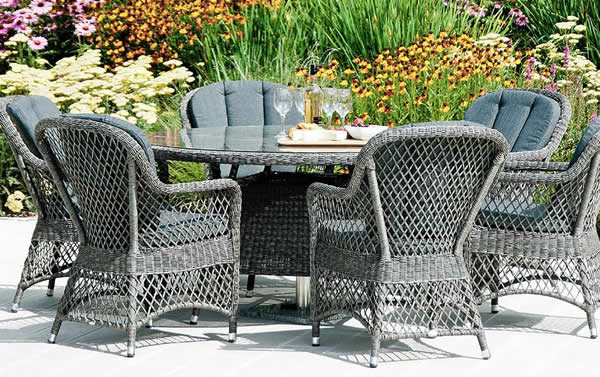 Image of quality outdoor garden furniture