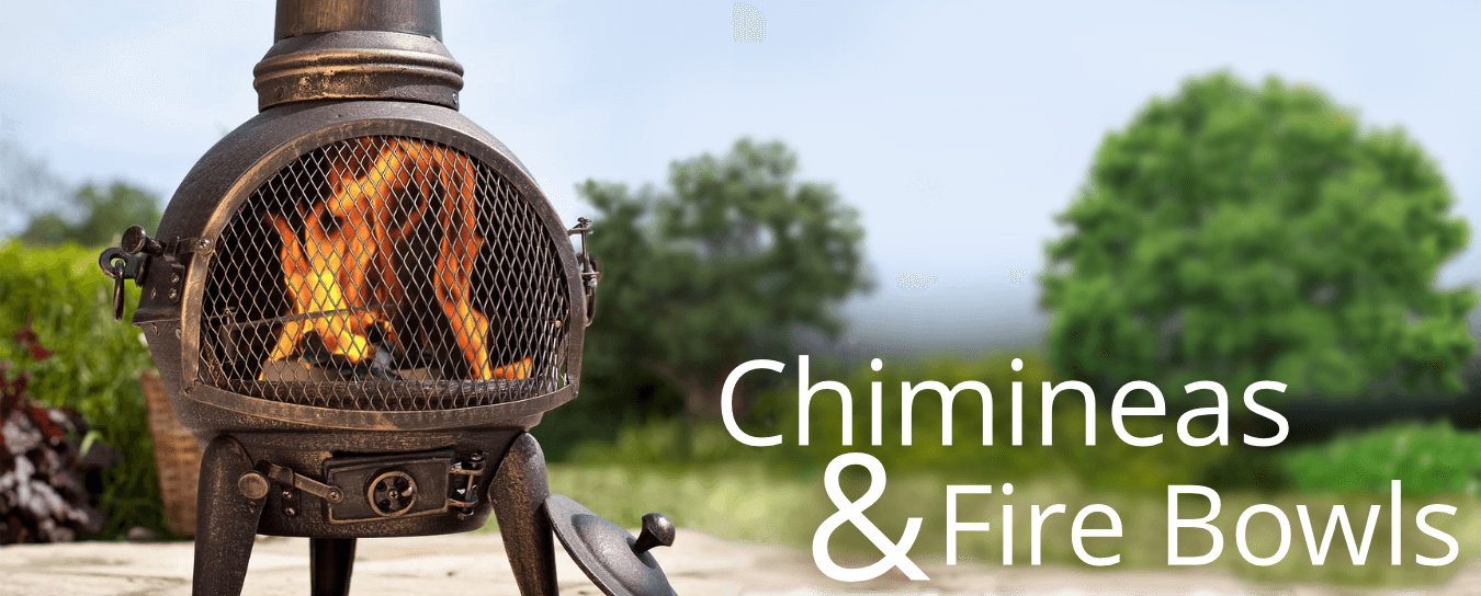 Chimeneas and Fireplaces - Image