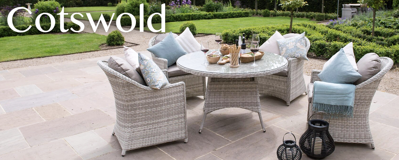 Cotswold garden furniture - Image