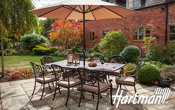Image of hartman garden furniture
