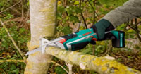 Bosch Ciso Battery Secateurs