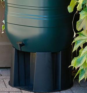 Ward Space Saver Water Butt Stand And Diverter Garden Less Shop