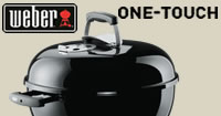 Weber One Touch Original Charcoal BBQ