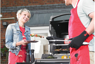 A wide range of Weber products
