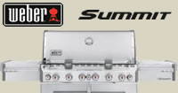 Weber Summit Gas BBQ