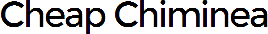 Logo for Cheap Chiminea