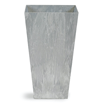 Image of Artstone Vase Ella Grey Medium