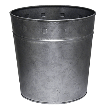 Image of Galvanised Rivet Planter Small