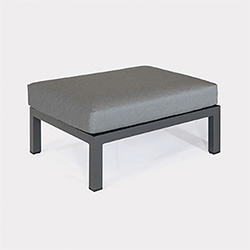 Small Image of Kettler Elba Double Footstool