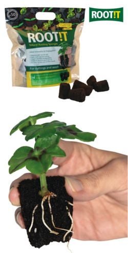 Image of ROOT!T Rooting Sponges 50x Refill Bag