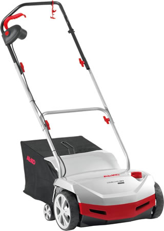 Image of AL-KO Electric Combi Care Comfort Lawn Scarifier - 38E