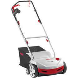 Small Image of AL-KO Electric Combi Care Comfort Lawn Scarifier - 38E