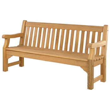 Image of Roble Royal Park 6ft FSC Bench from Alexander Rose