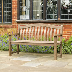 Small Image of Sherwood Turnberry 5ft FSC Garden Bench from Alexander Rose