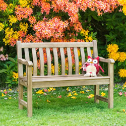 Small Image of Sherwood Childrens FSC Garden Bench from Alexander Rose