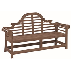 Small Image of Sherwood Lutyens 6ft FSC Garden Bench from Alexander Rose