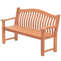 Small Image of Acacia Turnberry 5ft FSC Garden Bench from Alexander Rose