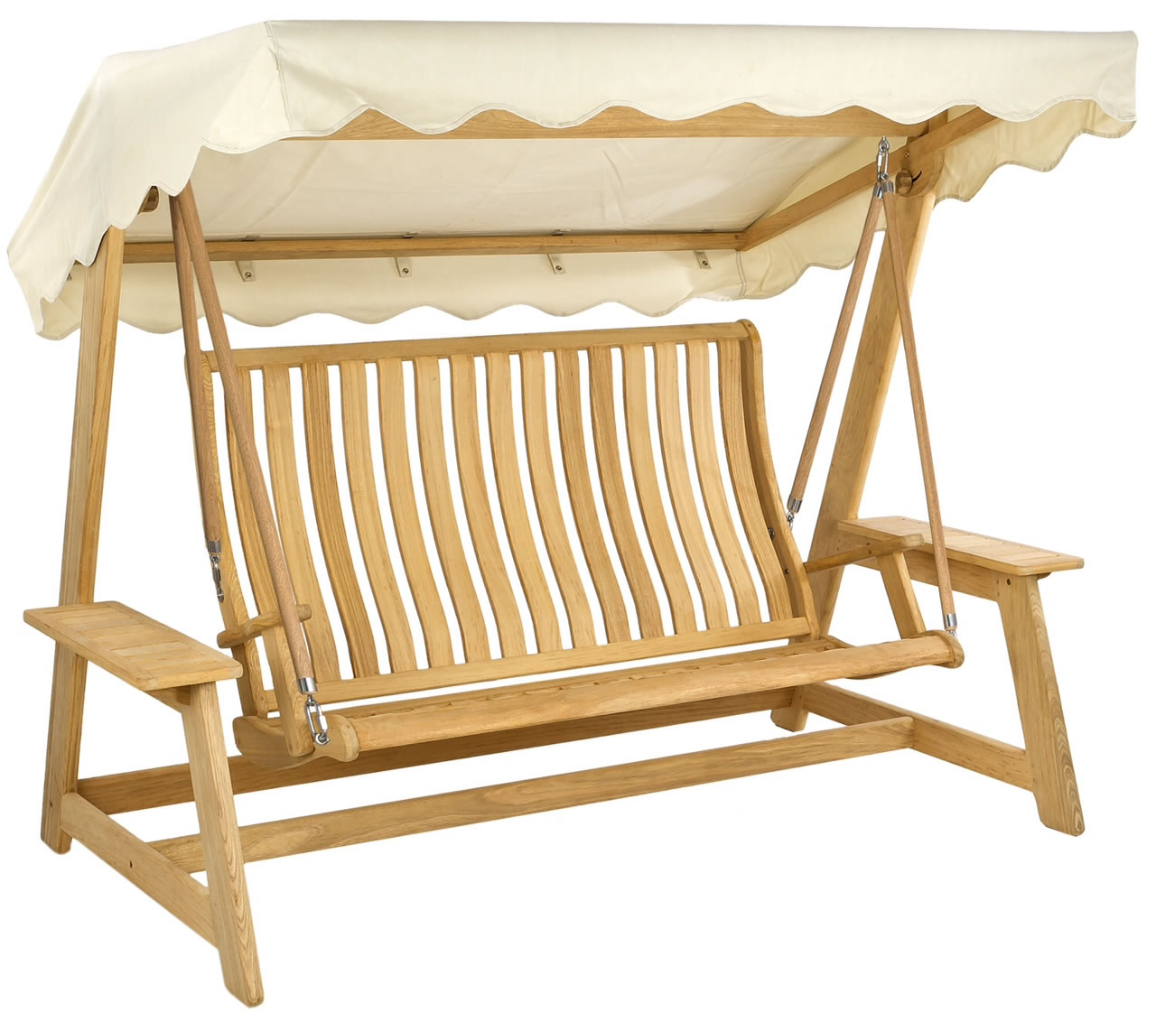 Extra image of Alexander Rose FSC Roble Swing Seat