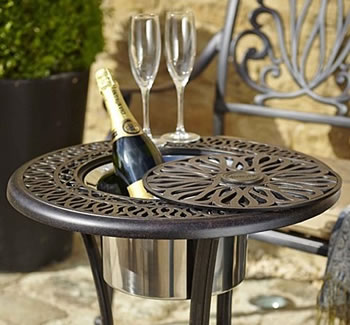 Amalfi Bistro table set