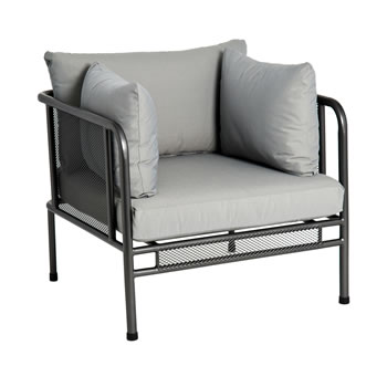 Extra image of Portofino Lounge Sofa Garden Furniture Set by Alexander Rose